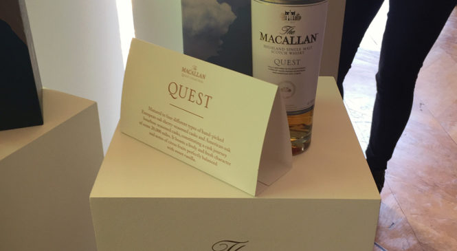 Macallan Quest Collection для путшествий