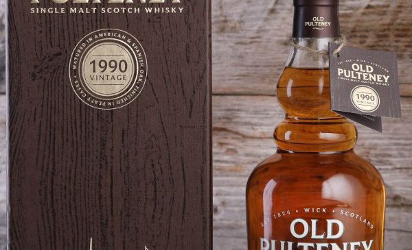 новый Old Pulteney 1990 Vintage Cask Travel Retail Exclusive