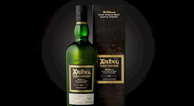 Ардбег представил Ardbeg Twenty Something