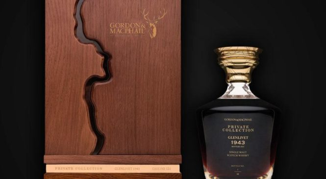 Private Collection Glenlivet 1943 70 yo от Gordon & MacPhail по цене 30.000 евро