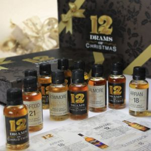 12 drams of christmas deluxe 2017 edition