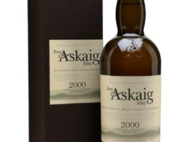 Виски Port Askaig 18 Year Old Vintage 2000 (бочка№ 309927)
